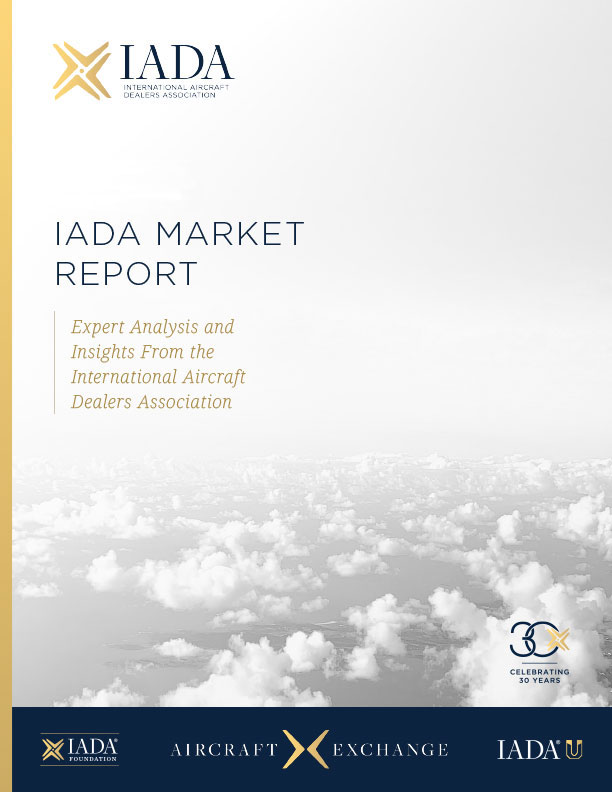 2021 IADA Market Report cover